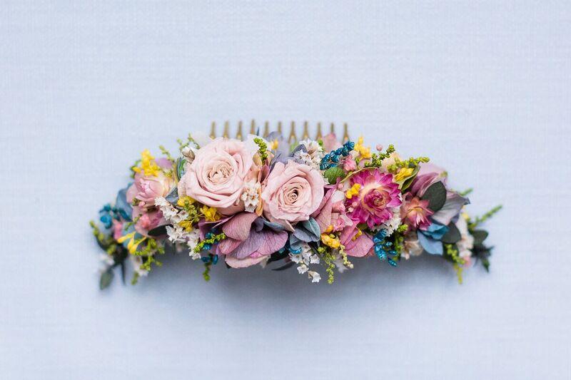 Wedding hairclip